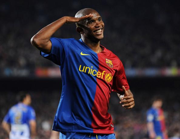 Samuel Eto'o (2004-2009), 130 gól
