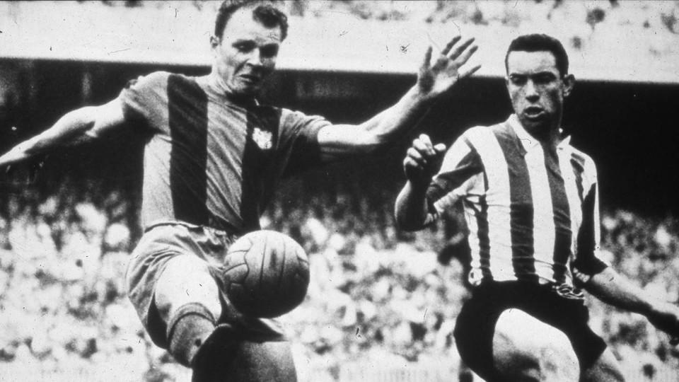 Kubala László (1950–1961), 194 gól