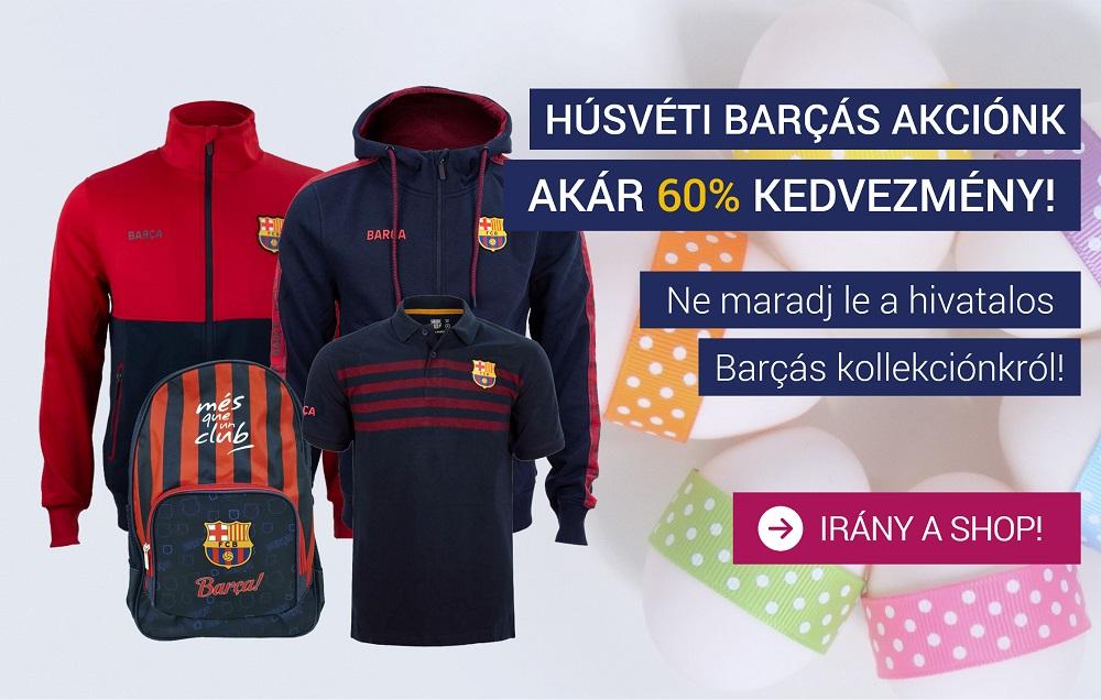 eurobarca shop barcelona húsvéti akciók